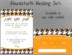 Modern & Laid back for Mandy's wedding...I WILL figure out how to make these for her!