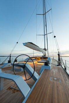 WinWin yacht by Baltic Yachts #yacht #luxurylife #lifestyle