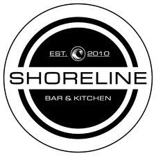 Shoreline Bar and Kitchen.... Locally owned!  Support local business!