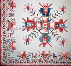 ⒺⓂⒷⓇⓄⒾⒹⒺⓇⓎ by Ⓜ.Ⓚ.Ⓟ. —ⒶⓇⓉ ⒿⓄⓎ— Bulgarian embroidery is fascinating! ✳1