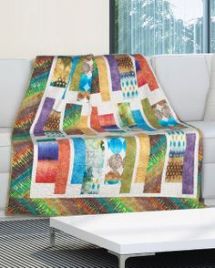Karma by Kari Nichols (from Quilt Trends Magazine Spring 2014 issue)
