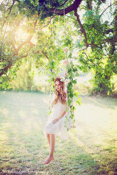 'Summer Princess' Model Lizzie Fletcher, by Alex Beadon Photography