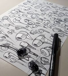 """Check out this @Behance project: """"Sketches"""" https://www.behance.net/gallery/36756501/Sketches"""
