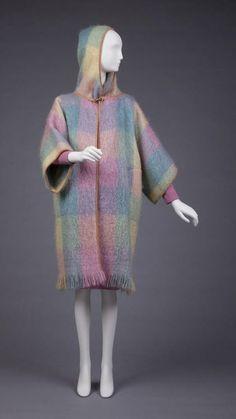 Coat  Bonnie Cashin  The Goldstein Museum of Design