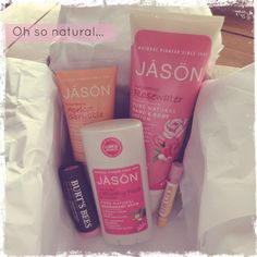 Review of natural skincare and lipcare products Buy them here - http://www.skinnutrition.co.uk/c/75/Jasons_Natural_Products.html