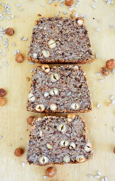 Sarahs Krisenherd: #fitfriday Life Changing Bread