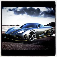 Koenigsegg is celebrating the 100th Agera R sold with this stunner