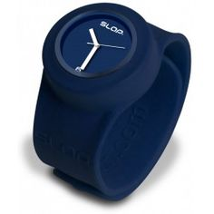 SLAP™ Watch Dark Blue
