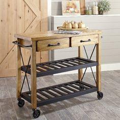 Barnes Kitchen Cart
