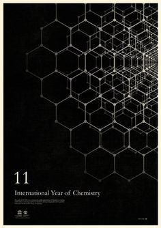 International Year of Chemistry posters