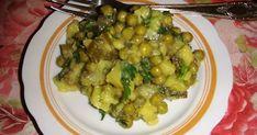 Классный рецепт - Простой постненький салатик!!!! В пост иногда хочется чего нибудь, вот я и решила приготовить для себя салатик. Надеюсь вам понравится!
