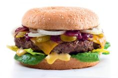 Dokonalý hamburger Thing 1, Meat Recipes, Barbecue, Toast, Pork, Food And Drink, Yummy Food, Beef, Meals