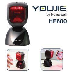 Youjie HF600 Masaüstü 2D Karekod Okuyucu - USB(H20.BARKODYOUHF60000)