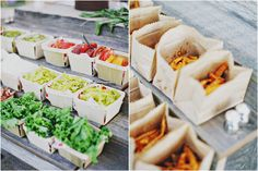 Top 15 best Wedding food bars – from Peanut Butter and Jelly sandwiches to Ceviche » I'm Obsessed With This | I'm Obsessed With This