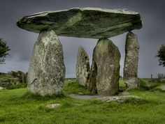 Pentre Ifan 2, Pembrokeshire, Wales.  I've been here.  It is pretty cool how it all goes together.