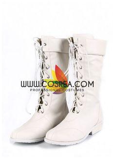 Street Fighter Chun Li Cosplay Shoes