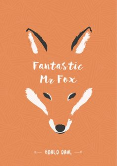 """Give me feedback on """"Fantastic Mr Fox - Book Cover Design"""", a work-in-progress on @Behance :: http://be.net/wip/1272377/2221861"""