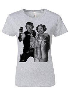 Mission Thread Clothing Junior Womens Star Wars Han Solo Pricess Leia Selfie T-shirt Xx-large Athletic Heather Mission Thread Clothing http://www.amazon.com/dp/B017V4XSU6/ref=cm_sw_r_pi_dp_I72Cwb1SGE15B