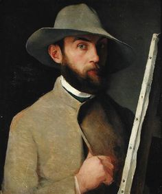He went to England to study art at age 16 and soon became one of the leading portrait painters in London. Description from pinterest.com. I searched for this on bing.com/images