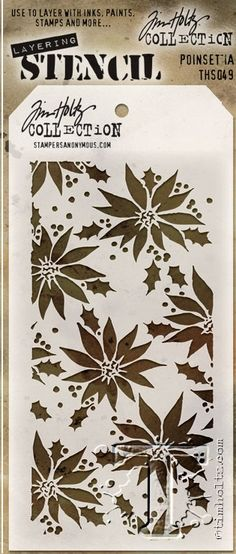 THS049 - Poinsettia