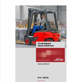 This Linde Series 386 Electric Forklift Truck: Workshop Manual contains detailed repair instructions and maintenance specifications to facilitate your repair and troubleshooting. Lifted Chevy, Lifted Trucks, Chevy Trucks, Custom Trucks, Tractors, Manual, Vehicles, Workshop, Electric