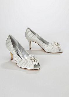 Wedding Shoes, Sandals and Heels - David's Bridal