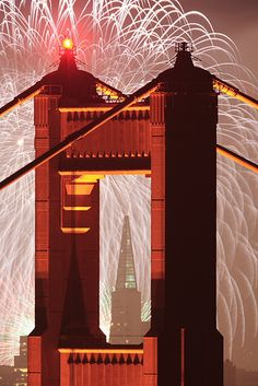 Pyrotechnic, Golden Gate 2013