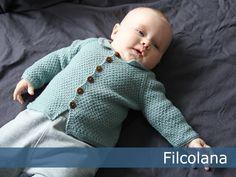Jakob striktrøje gratis PDF opskrift   Anina fra Filcolana: 100 (100) 100 (150) g i farve 2169...