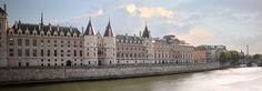 Paris, Sena, França, Arquitetura