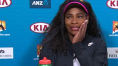 Serena Williams Videos - ESPN Serena: 'I Would Love To Be A Linebacker' Serena Williams, partial owner of the Miami Dolphins, talks about the top players in the men's and women's tennis circuits and picks which NFL position they would be best suited for.