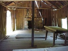 """Cabin where Mark Twain wrote """"The Celebrated Jumping Frog of Calaveras County."""""""