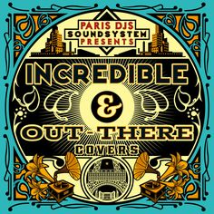 #406 Paris DJs Soundsystem presents Incredible & Out-There Covers