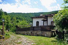 """Architectural historical reserve """"Bozhentsi"""""""