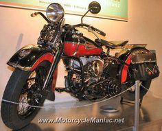 1946 Harley Davidson Flathead