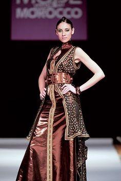 Premium - Fatna Farkh | Caftan haute couture