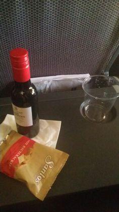 Mid flight gift from Jayram