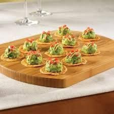 Mexican Cheese Crisps with Avocado  For recipe:  https://www.facebook.com/photo.php?fbid=489034381133788&set=a.475303835840176.93124.432606490109911&type=3&theater  http://www.pamperedchef.biz/labritta