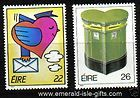 Love Stamps Ireland 1986