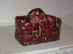 Ievan kori Picnic, Recycling, Pattern, Diy, Crafts, Craft Ideas, Totes, Manualidades, Bricolage