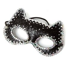This @KatyPerry Black Glitter Cat Mask is the purrrfect acccessory to rock as we get closer to #Halloween!  #KatyPerry #KatyPerryPRISMCollection #Scares4Claires #meadowbrookmall