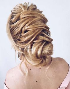Beautiful hairstyle to inspire your big day in 2018