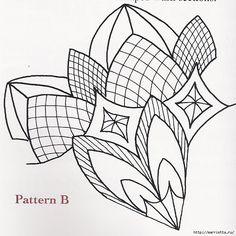 PATTERNS FOR LACE PAINTING EXCELLENT !!!!!!!  Декорирование и точечная роспись - имитация кружева (3) (699x700, 345Kb)