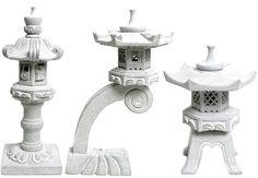 miniature japanese stone lanterns - Google Search