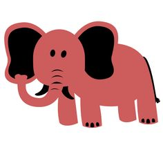 Google Image Result for http://clipartist.org/SVG/Snollygoster/animals/colors/ELEPHANT/elephant_indian_red_background_wall_paper_wallpaper-999px.png