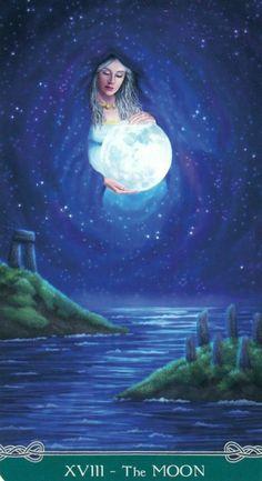 Celtic Tarot, All Tarot Cards, Fantasy Art Women, Star Children, Tarot Decks, Tarot Readers, Epic Art, Wiccan, Pagan