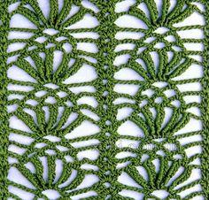 Esquema de puntada ganchillo crochet #14