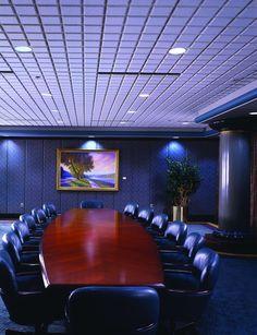 Eclipse™ Climaplus™ Illusion & Pedestals  Drop Ceiling Panel Drop Ceiling Panels, Dropped Ceiling, Ceiling Materials, Sound Absorption, Ceiling Tiles, Tile Ideas, Pedestal, Illusions, Restaurant