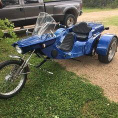 Super Stinger 1600cc VW Trike - runs strong - started daily - ride ...