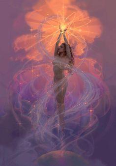 reach toward the light