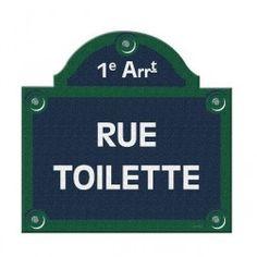 Placa de Lavabo Paris